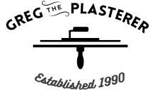 Greg the Plasterer Logo